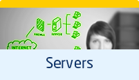 Server installation and solutions for small businesses